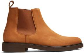 A.P.C. Simeon suede chelsea boots