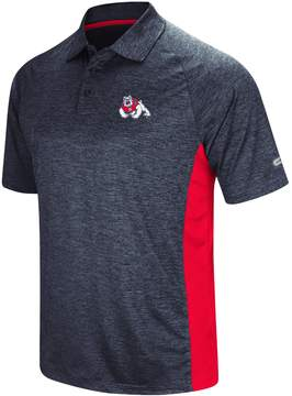 Colosseum Men's Fresno State Bulldogs Wedge Polo