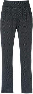 BRIGITTE printed trousers