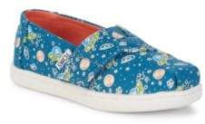 Toms Little Boy's & Boy's Graphic Low-Top Sneakers