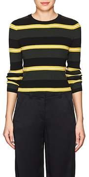 A.L.C. Women's Shea Striped Wool-Blend Sweater