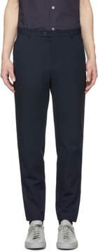 A.P.C. Navy Douglas Slim Trousers