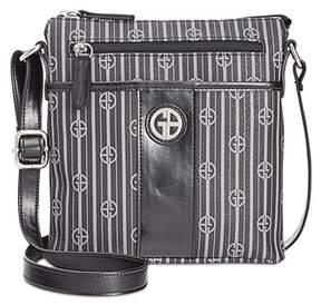 Giani Bernini Stripe Signature Crossbody Bag.