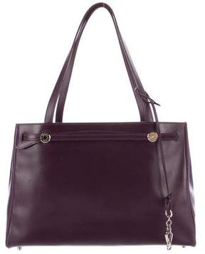 Hermes Courchevel Herbag Cabas - PURPLE - STYLE