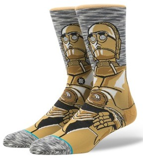 Stance Men's Star Wars - Android Socks