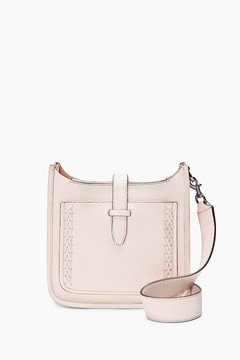 Rebecca Minkoff Mini Unlined Feed Bag Whipstitch - ONE COLOR - STYLE