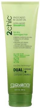 Giovanni 2chic Ultra-Moist Shampoo Avocado & Olive Oil