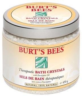 Burt's Bees Bath Crystals