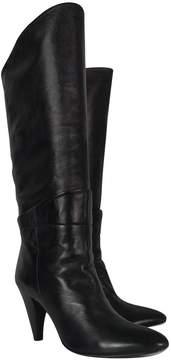 Sigerson Morrison Siegerson Morrison Black Leather Slouchy Boots