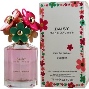 Marc Jacobs Daisy Eau So Fresh Delight by Marc Jacobs Eau de Toilette Spray for Women 2.5 oz.