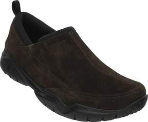 Crocs Swiftwater Suede Moc Slip On Shoe (Men's)