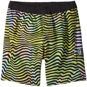 Volcom Vibes Volley Boardshorts Boy's Swimwear