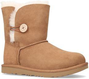 UGG Bailey Button II Sheepskin Boots