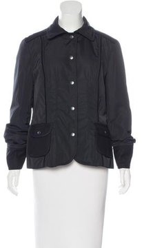 Bogner Wool-Accented Nylon Jacket
