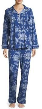 BedHead Mystery Garden Long-Sleeve Classic Pajama Set