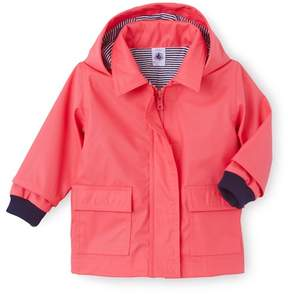 Petit Bateau Iconic childs raincoat