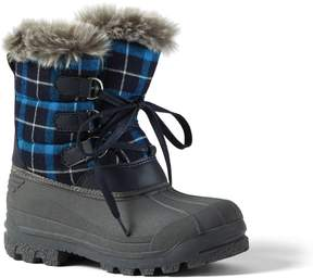 Lands' End Lands'end Girls Polar Snow Boots