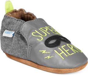 Robeez Super Hero Shoes, Baby Boys (0-4)