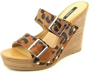Kensie Women's Reid Platform Wedge Sandal.