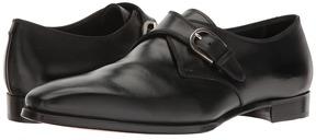 Gravati Plain Toe Single Monk Men's Shoes