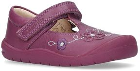 Start Rite Start-Rite First Mia Embroidered Shoes