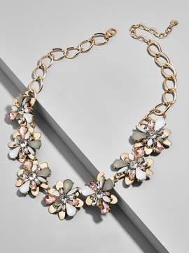 BaubleBar Fiorella Flower Statement Necklace
