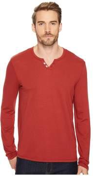 Joe's Jeans Wintz Long Sleeve Henley Men's Long Sleeve Pullover