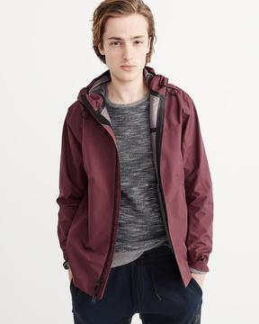 Abercrombie & Fitch Waterproof Rain Jacket