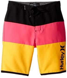 Hurley Triple Threat Boardshorts Boy's Swimwear