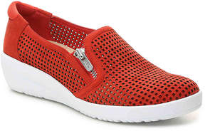 Anne Klein Women's Sport Yaris Wedge Slip-On Sneaker