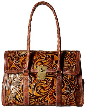 Patricia Nash - Vienna Satchel Satchel Handbags