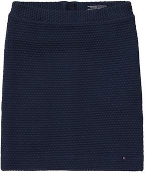 Tommy Hilfiger TH Kids Dot Jacquard Skirt