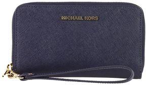 MICHAEL Michael Kors Wallet Wallet Women - BLUE - STYLE