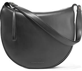 Victoria Beckham - Swing Leather Shoulder Bag - Black