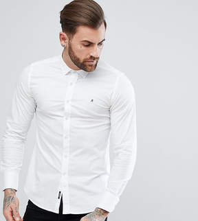 Replay White Oxford Shirt