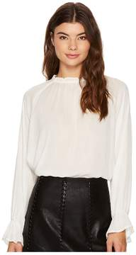 Bishop + Young Nora High Neck Blouse Women's Blouse