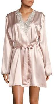 Flora Nikrooz Flora By Floral Lace Robe