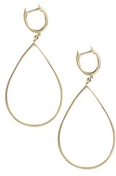 Bony Levy Women's Geo Teardrop Earrings (Nordstrom Exclusive)