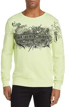 Burberry Sauer Crewneck Sweatshirt