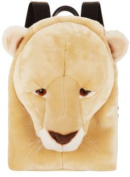 Dolce & Gabbana Lion Head Backpack - MULTI - STYLE