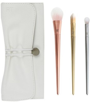 Real Techniques Cosmetic Brush Set 4 ea
