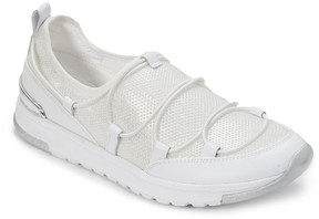 Foot Petals White Bree Bungee Slip-On Sneaker - Women