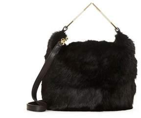 Louise et Cie Tysse – Fur Bracelet Bag