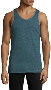 Alternative Apparel Men's Marine Striped Tank Top