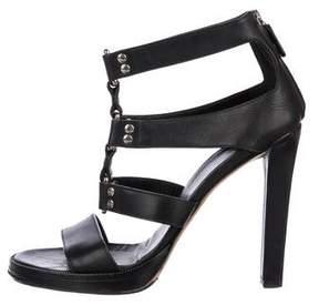 Gucci Hardware Link Sandals