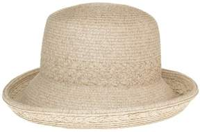 Nine West Womens Beige Kettle Hat One Size Natural beige