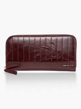 Victoria Beckham Large Zip Around Wallet