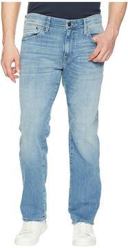 Mavi Jeans Zach Regular Rise Straight Leg in Light Blue Williamsburg Men's Jeans