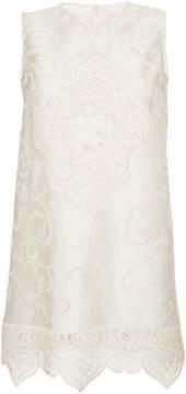 Dolce & Gabbana Cap Sleeve Lace Tunic