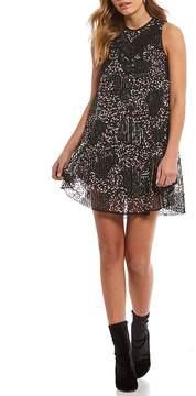 Chelsea & Violet All Over Sequin Dress